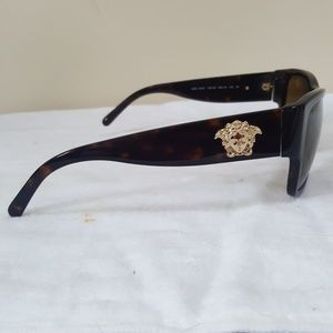3a47b703adb3d Versace Accessories - Versace Sunglass Big E Madusa